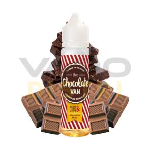 Liquide prêt-à-booster VaporArt - The Chocolate Van - 50ml