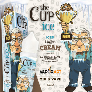 Liquide prêt-à-booster Vaporart - The Cup Ice - 50ml