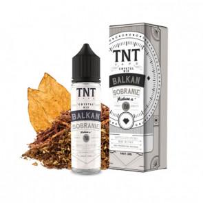 Concentré TNT Vape - Crystal Mix - Distillato Puro - Balkan Sobranie Mixture n.759