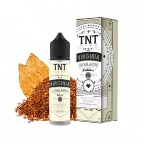 Concentré TNT Vape - Crystal Mix - Distillato Puro - Virginia Highlands Mixture n.626