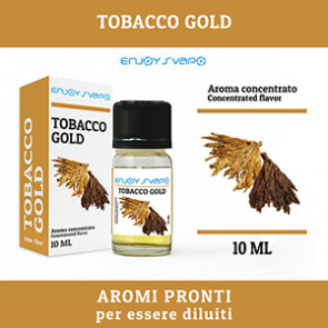 Arôme EnjoySvapo - Tobacco Gold 10ml