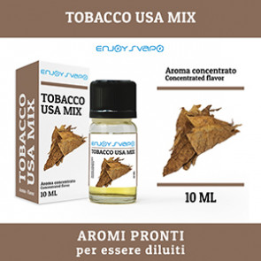 Arôme EnjoySvapo  - Tobacco USA Mix 10ml