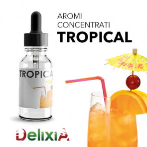Concentré Delixia 10ml - Tropical