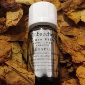 Extrait de tabac La Tabaccheria - Linea Elite - Basma - 10ml