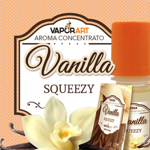 Arôme Vaporart Squeezy - Vanille - 10ml