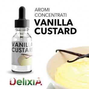 Concentré Delixia 10ml - Vanille Custard