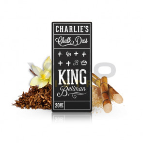Concentré 20ml charlie's chalk dust King pas cher