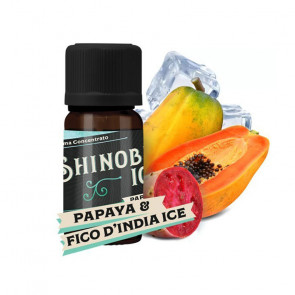 Concentré Vaporart Shinobi Ice papaye figue de barbarie frais 10ml