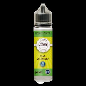Liquide prêt-à-vaper Tasty Collection - Zest menthe - 50ml