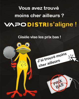 VapoDistri site de vente en ligne d'ecigarettes au meilleur prix